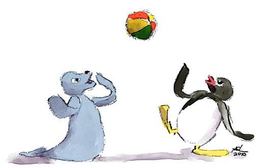 เพนกวินชื่อพิงกุ