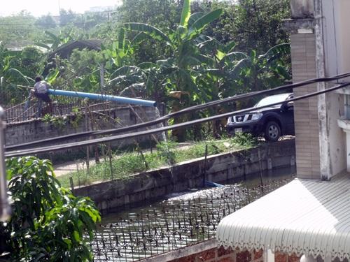 หมู่บ้านปาริชาต ปิ่นเกล้า กับน้ำท่วม 2554 (1/6)