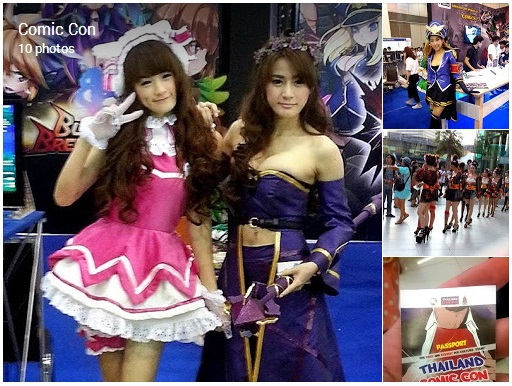 Thailand Comic Con 2014